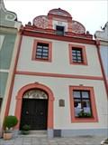 Image for Burgher house No. 5 - Horsovsky Tyn, Czech Republic