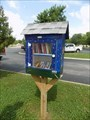 Image for Little Free Library Eagle Project - Manchester, TN