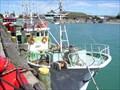 Image for Ahuriri Fishing Port, Napier. North Is. New Zealand.