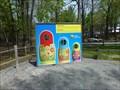 Image for Les poupées russes du zoo-Granby, Qc Canada
