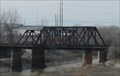 Image for KCS Air Line Truss Bridges over Little Blue River -- Independence MO