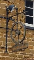 Image for Wheel Inn pub sign - The Wheel Inn - Branston, Leicestershire