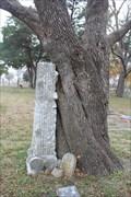 Image for Emmett Ragan -- Heath Cemetery, Heath TX