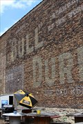 Image for Bull Durham Ghost Sign, Spring Valley, Bureau Co, IL