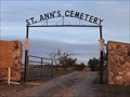Image for St Ann's Cemetery Entrance Arch - Belcourt ND