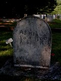Image for A.B. Allen - Rocky Springs Baptist Cemetery, Laurens County, SC