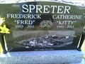 "Image for 107 - Frederick ""Fred"" Spreter - Crossfield, Alberta"