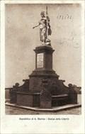 Image for Statua della Libertà (1919) - San Marino
