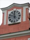 Image for Chateau Clock - Lobec, Czech Republic
