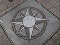 Image for Compass rose at market - Norden, Germany