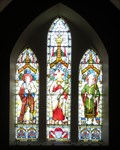 Image for Stained Glass Windows - Holy Trinity Church, Kirk Patrick -Patrick, Isle of Man