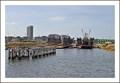 Image for Oostende old harbor boat ramp,Oostende, Belgium