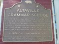 Image for CA Historic Marker: Red Brick Grammar School
