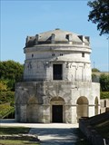 Image for Mausoleum of Theodoric - Ravenna - Italy