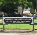 Image for Historic Town Center Park - San Juan Capistrano, CA