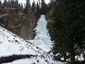 Image for Palisades Waterfall, South of Bozeman Montana