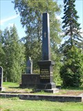 Image for Old Church Cemetery, Petäjävesi