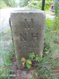 Image for Marker at Townsend, MA - Mason, NH at Route 124