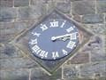 Image for Parish Church of All Saints Clock - Dilhorne, Stoke-on-Trent, Staffordshire, UK.