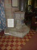 Image for Font, St Mary, Abberley, Worcestershire, England