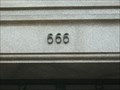 Image for Door number 666 - Braga, Portugal