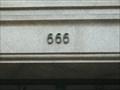 Image for Door number 666 - Braga, Portugal