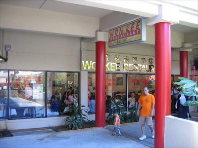 Won Kee Seafood Restaurant Honolulu Hi Chinese Restaurants On Waymarking