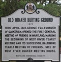 Image for Old Quaker Burying Ground