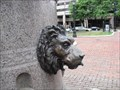 Image for Lion's Head Drinking Fountain - Springfield, MA