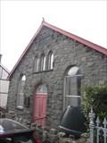 Image for Sion Baptist Chapel, Fronwynion Street, Trawsfynydd, Gwynedd, Wales, UK
