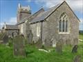 Image for St David's Churchyard - Llandddewi - Wales. Great Britain.