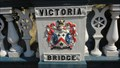 Image for Town Coat Of Arms On Victoria Bridge – Stalybridge, UK