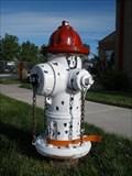 Image for Dalmation Fire Hydrant - South Salt Lake, UT, USA