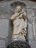 Image for Panna Marie s Jezulátkem  - Bavorov, okres Strakonice, CZ