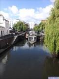 Image for Camden Lock (Hampstead Road Lock 1) - Regent's Canal, London, UK