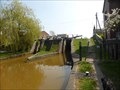 Image for Trent & Mersey Canal - Lock 55 - Pierpoint Top Lock, Hassall Green, UK