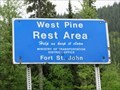 Image for West Pine Rest Area - Chetwynd, British Columbia
