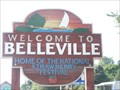 Image for Welcome to Belleville - Home of the National Strawberry Festival