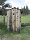 Image for Alpine Historical Museum Outhouse - Markleeville, CA