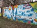 Image for Graffiti na zdi - Brno, Czech Republic