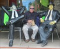 Image for Blues Brothers Bench, South Lake Tahoe, California