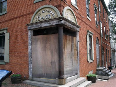 First National Bank Museum - Columbia, PA - Official Local
