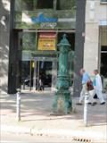 Image for Grüne Wasserpumpe (offizieller Straßenbrunnen) in der Tauentzienstraße - Berlin, Germany