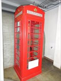 "Image for British K6 ""Jubilee"" Phone Box - Hill AFB Aerospace Museum - Roy, Utah"