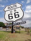 Image for National Route 66 Museum - Satellite Oddity - Elk City, Oklahoma, USA