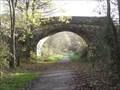 Image for Stone Bridge Over Monsal Trail - Bakewell, UK