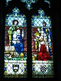 Image for   St Marys Church windows Chesterton- Oxon UK