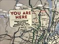 Image for You Are Here - Vince Lombardi Service Area - New Jersey Turnpike - Ridgefield, New Jersey