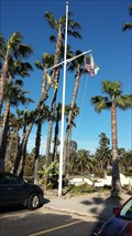 Image for Newport Dunes Waterfront Resort Nautical Flagpole - Newport Beach, CA