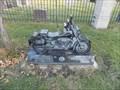 Image for Motorcycle rider - Daniel Sandbeck Sr. - Fargo, N.D.